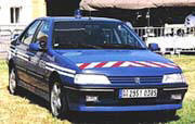 PEUGEOT 405 Turbo 16, pas d'agrandissement possible !