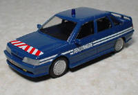 RENAULT 21 Turbo, pas d'agrandissement possible !